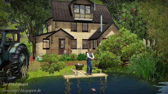 top 10 sims 3 houses the marble bull